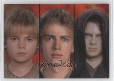 2005 Topps Star Wars: Revenge of the Sith Case Topper Bonus Lenticular Morphing Card #N/A - [Missing]