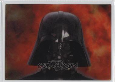 2005 Topps Star Wars: Revenge of the Sith Collector's Edition Lenticular Morphing Cards #2 - Anakin Skywalker, Darth Vader