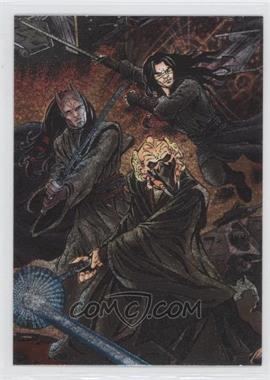 2005 Topps Star Wars: Revenge of the Sith Etched-Foil #5 - [Missing]