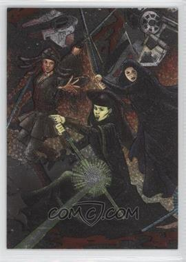 2005 Topps Star Wars: Revenge of the Sith Etched-Foil #6 - [Missing]