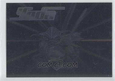 2005 Topps Star Wars: Revenge of the Sith Holograms #1 - Yoda