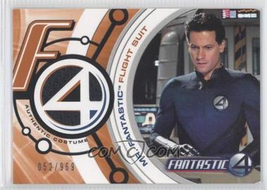 2005 Upper Deck Entertainment Fantastic 4 - Costume Cards #N/A - [Missing] /969