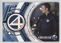 Human Torch Flight Suit /499