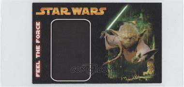 2005 Wal-Mart Star Wars Feel the Force - [Base] #N/A - [Missing]