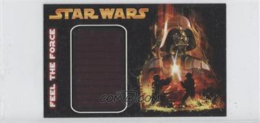 2005 Wal-Mart Star Wars Feel the Force #N/A - [Missing]