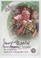 Jerry Maren as The Lollipop Kid [PoortoFair]