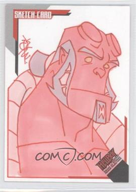 2006 Hellboy Animated Sword of Storms Demons Unleashed [???] #4 - [Missing] /254
