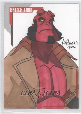 2006 Hellboy Animated Sword of Storms Demons Unleashed [???] #5 - [Missing] /248