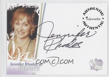 2006 Inkworks Charmed: Destiny Authentic Autographs #A-3 - Jennifer Rhodes as Penny