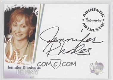 2006 Inkworks Charmed: Destiny Authentic Autographs #A-3 - [Missing]