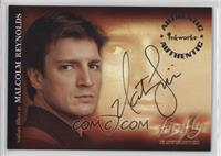 Nathan Fillion as Malcolm Reynolds
