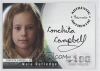 Conchita Campbell as Maia Rutledge