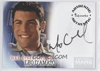 Max Greenfield as Leo D'Amato