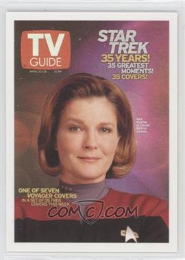 2006 Rittenhouse Star Trek: Celebrating 40 Years - TV Guide Covers #TV7 - [Missing]