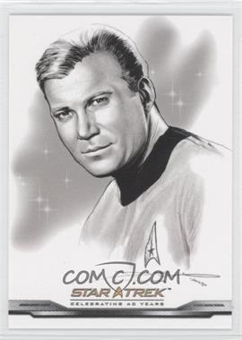 2006 Rittenhouse Star Trek: Celebrating 40 Years [???] #FP1 - [Missing]