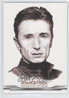 Lieutenant Malcolm Reed