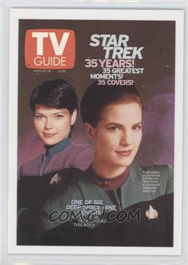 2006 Rittenhouse Star Trek: Celebrating 40 Years TV Guide Covers #TV4 - [Missing]