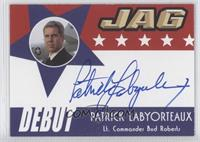 Patrick Labyorteaux as Lt. Commander Bud Roberts