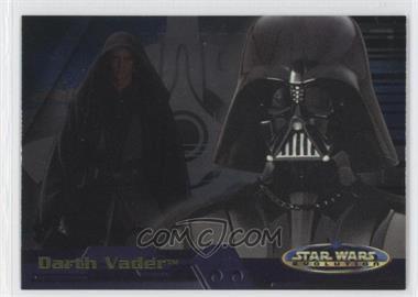 2006 Topps Star Wars Evolution [???] #2 - Darth Vader