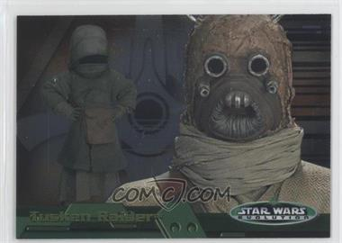 2006 Topps Star Wars Evolution Update Edition - Evolution B #14B - Tusken Raider