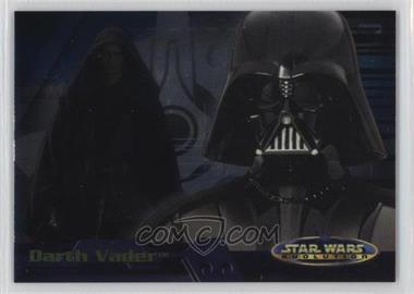 2006 Topps Star Wars Evolution Update Edition - Promos #P2 - Darth Vader