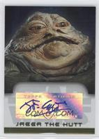 John Coppinger as Jabba The Hutt