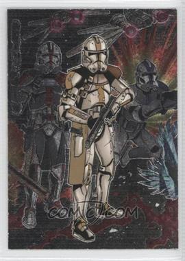 2006 Topps Star Wars Evolution Update Edition Etched Foil #6 - [Missing]