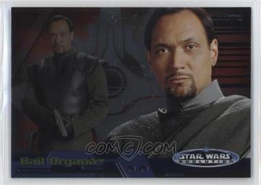 2006 Topps Star Wars Evolution Update Edition Evolution A #2A - Bail Organa