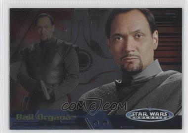 2006 Topps Star Wars Evolution Update Edition Evolution A #2A - Bail Organa