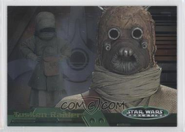 2006 Topps Star Wars Evolution Update Edition Evolution B #14B - Tusken Raider