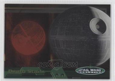 2006 Topps Star Wars Evolution Update Edition Evolution B #15B - Death Star