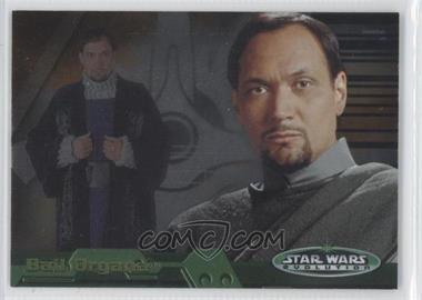 2006 Topps Star Wars Evolution Update Edition Evolution B #2B - Bail Organa