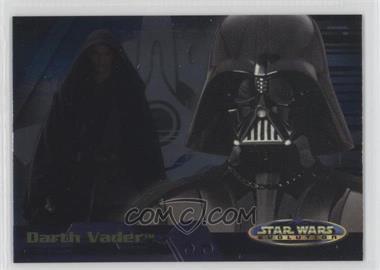 2006 Topps Star Wars Evolution Update Edition Promos #P2 - Darth Vader