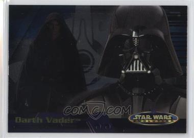 2006 Topps Star Wars Evolution Update Edition Promos #P2 - Darth Vader
