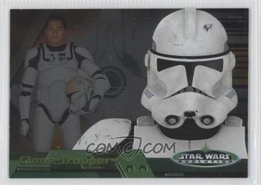 2006 Topps Star Wars Evolution Update Evolution B #4B - [Missing]