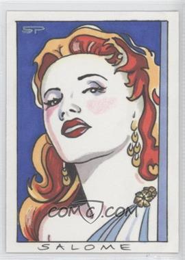 2007 Breygent Classic Vintage Movie Posters [???] #N/A - [Missing] /100