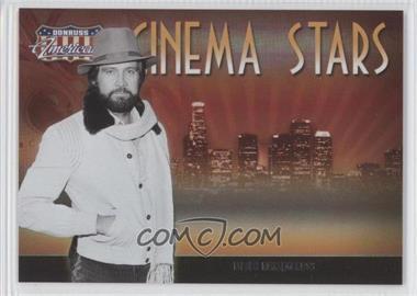2007 Donruss Americana - Cinema Stars #CS-21 - Lee Majors /500