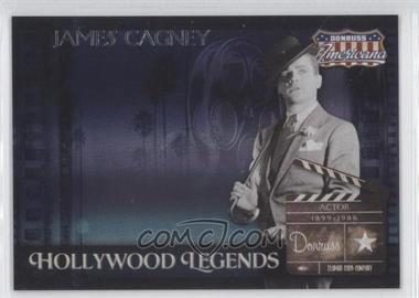 2007 Donruss Americana [???] #HL-15 - James Cagney /500