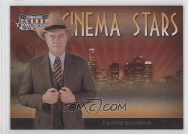 2007 Donruss Americana Cinema Stars #CS-20 - Larry Hagman /500