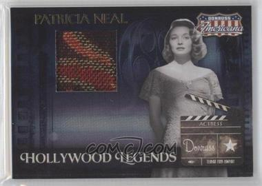 2007 Donruss Americana Hollywood Legends Materials [Memorabilia] #HL-34 - Patricia Neal /350