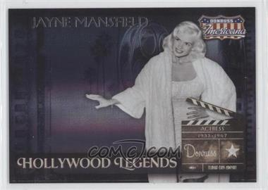 2007 Donruss Americana Hollywood Legends #HL-6 - Jayne Mansfield /500
