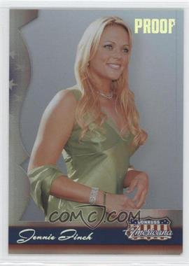2007 Donruss Americana Silver Proof #53 - Jennie Finch /250
