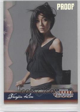 2007 Donruss Americana Silver Proof #91 - Yunjin Kim /250