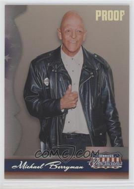 2007 Donruss Americana Silver Proof #98 - Michael Berryman /250