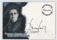 Frances Conroy as Miss Greythorne