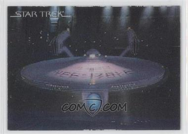 2007 Rittenhouse Star Trek: The Complete Movies - In Motion Lenticular #M4.9 L4 - [Missing]