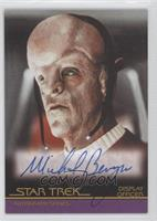 Michael Berryman as Starfleet Display Officer