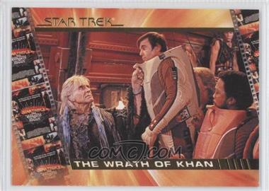 2007 Rittenhouse Star Trek: The Complete Movies Behind the Scenes #B2 - The Wrath of Khan