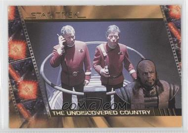 2007 Rittenhouse Star Trek: The Complete Movies Behind the Scenes #B6 - The Undiscovered Country