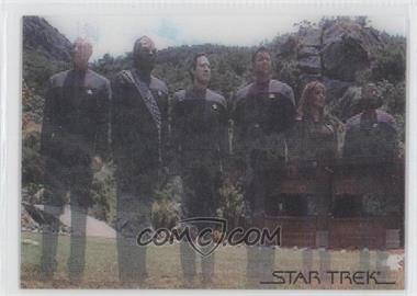 2007 Rittenhouse Star Trek: The Complete Movies In Motion Lenticular #M9.9 L9 - [Missing]